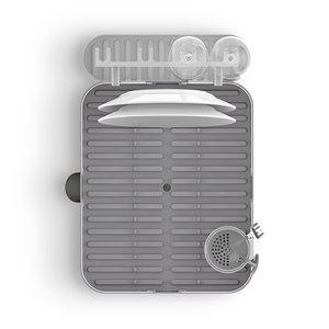 Holster Dish Rack - Charcoal