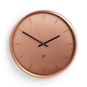Meta Wall Clock - Copper - 12.5
