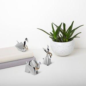 Origami Animals -Chrome