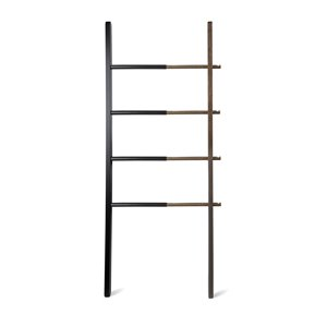 Hub Ladder-  Black/Walnut