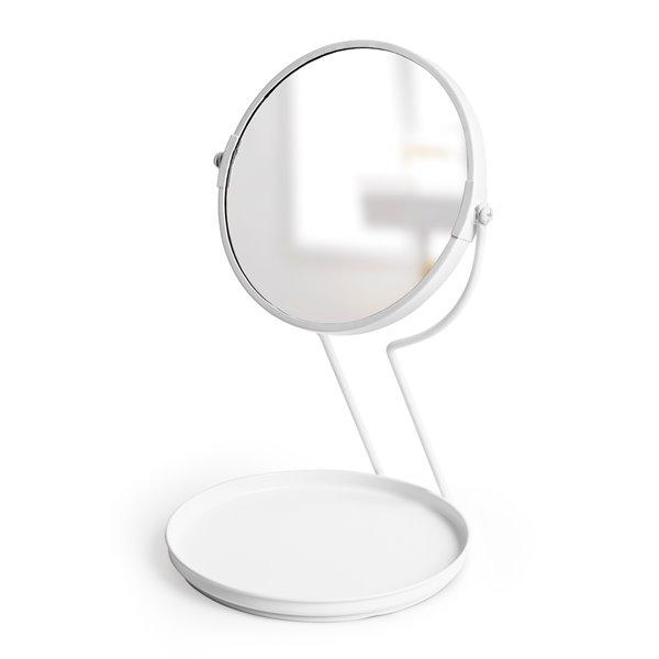 Umbra White See Me Standing Mirror