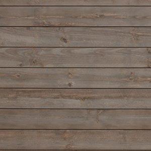Planches décoratives Shiplap, 8', gris