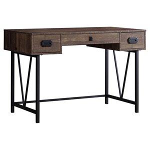 Reclaimed Wood Computer Desk  - 48