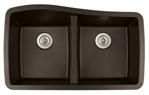 Double Kitchen Sink - 33.5