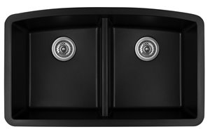 Double Kitchen Sink - 32.5