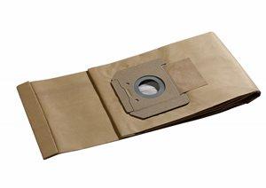 Sac à poussière en papier pour aspirateurs de 14 gal, 5 pqt