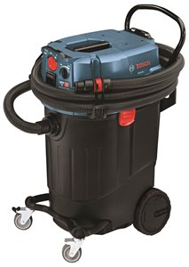 Dust Extractor with Automatic Filter Clean - 14 gal.