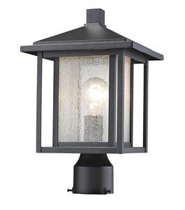 Luminaire extérieur pour poteau Aspen, Noir, 9