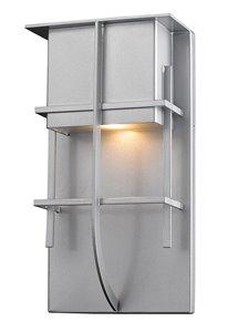 Stillwater 1-Light LED Outdoor - Silver