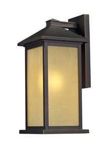 Vienna Outdoor Wall Light - Oil Rubbed Bronze