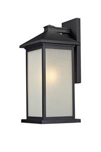 Vienna 1-Light Outdoor Light - Black
