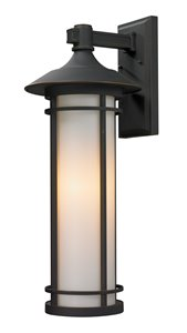 Woodland Outdoor Wall Light - Oil Rubbed Bronze