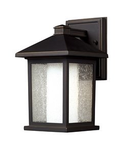 Mesa Outdoor Wall Light - Oil Rubbed Bronze
