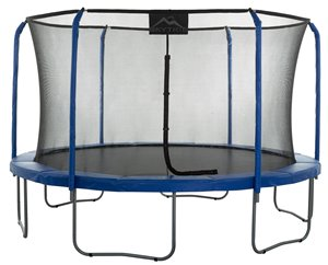 Trampoline with Top Ring Enclosure System Skytric - 13'