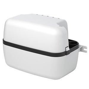 Sanicondens Pump - White