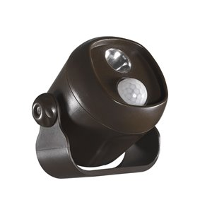 Battery Operated Motion Activated LED Mini Spotlight