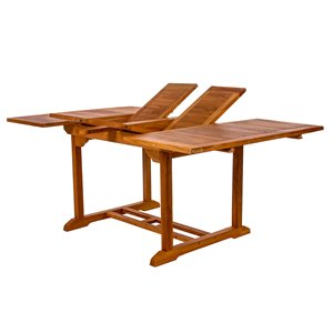 Folding Arm Chair Set - 5 Pieces