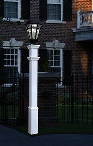 Sturbridge Lamp Post