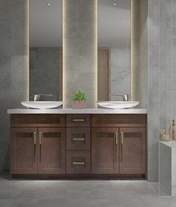 Meuble-lavabo 66