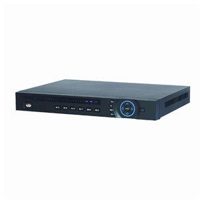 Enregistreur vidéo réseau 8U 1P 8E