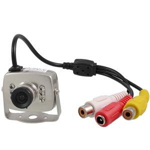 Caméra de sécurité en couleur, miniature