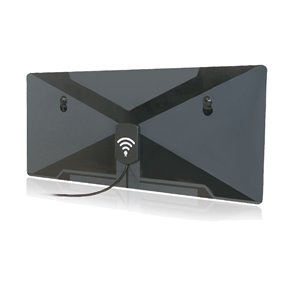 Antenne plate, mince