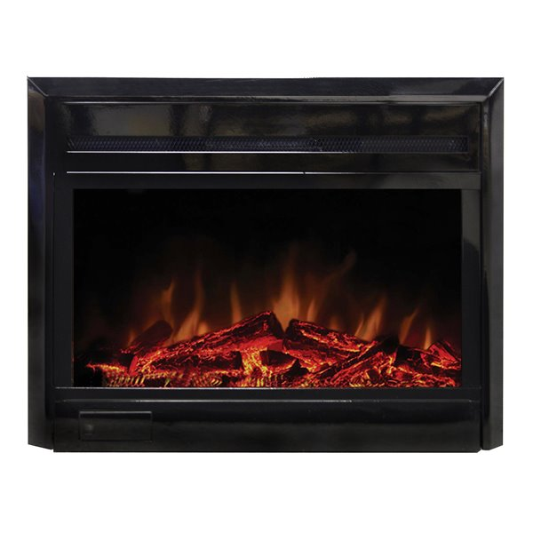 Paramount 28-in Electric Fireplace Insert