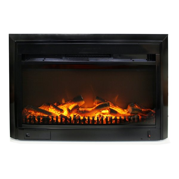 Paramount 25-in Electric Fireplace Insert
