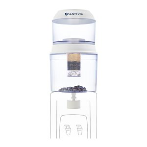 Santevia® Dispenser Model Alkaline Gravity Water System