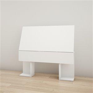 Nexera Twin Size Headboard White