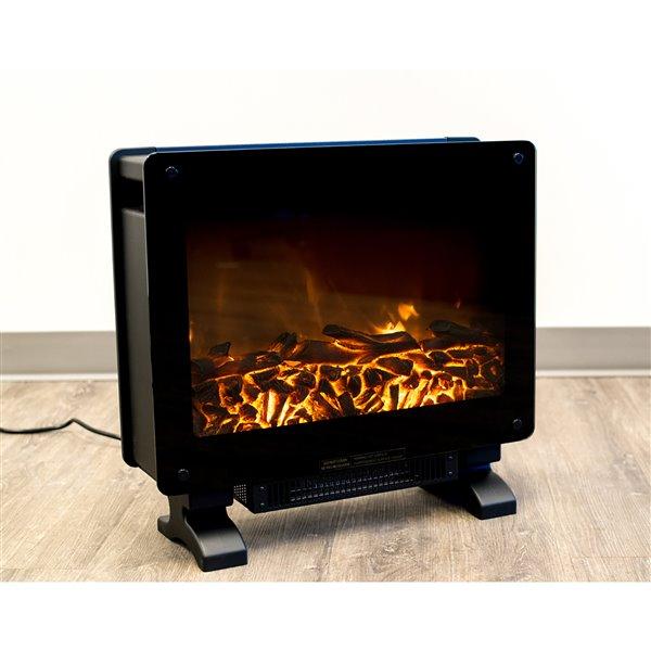 Paramount Verona Decorative Fireplace Style Heater Rona