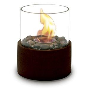 Round Garden Burner - Bronze