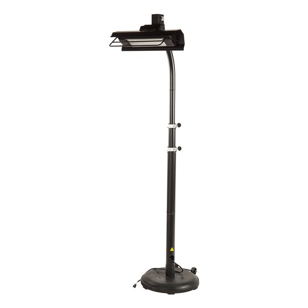 Paramount Outdoor Black Infrared Patio Heater