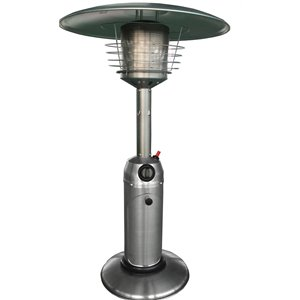 """Paramount Table Top Patio Heater - Stainless Steel - 38"""""""