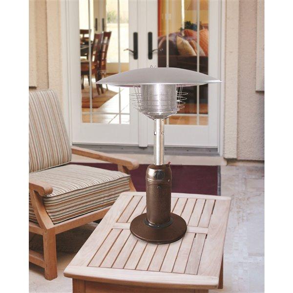 Paramount Mocha Table Top Heater