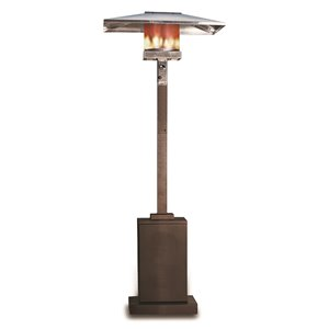 Paramount Bronze Square Patio Heater