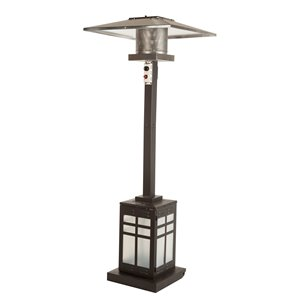 Paramount Bronze Mission Patio Heater