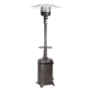 Venice Patio Heater - Bronze