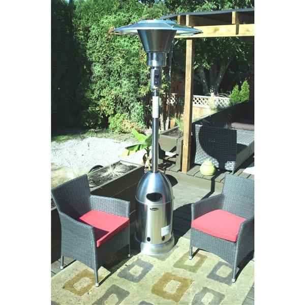 Paramount Stainless Steel Outdoor Patio Heater