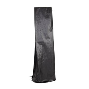 Paramount Black Vinyl Outdoor Flame Heater Cover