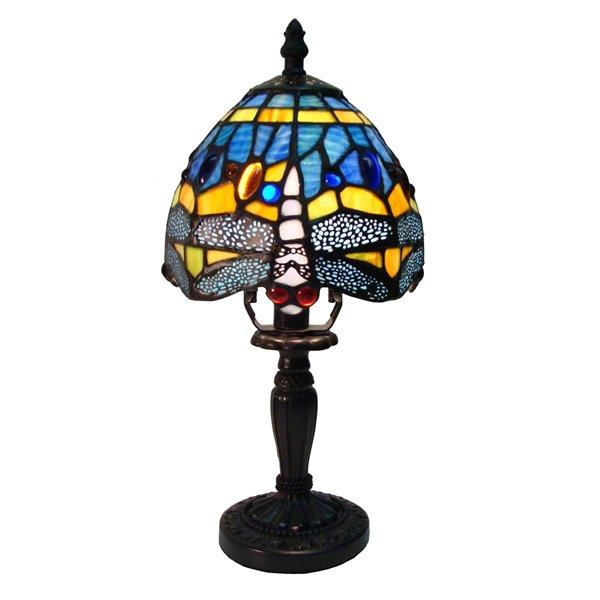 "Lampe de table Tiffany, 6"" x 12"""