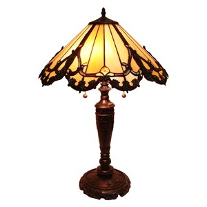 Lampe de table Tiffany, 17