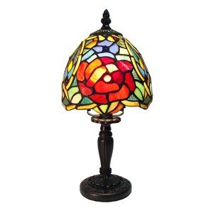 Lampe de table Tiffany, 6