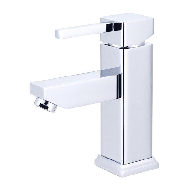 Spa Bathe Ikou Robo Polished Chrome Single Lever Handle Bathroom Faucet