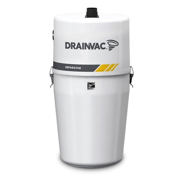 Drainvac Cyclonic Action Separator w/o Bag nor Filter