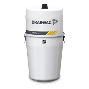 Drainvac Cyclonic Action Separator w/o Bag nor Filter