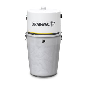 Drainvac Central Vacuum Cleaner Large Capacity 41L
