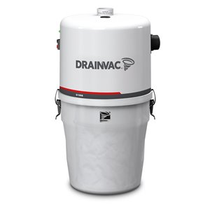 Drainvac Central Vacuum Cleaner Compact 17L