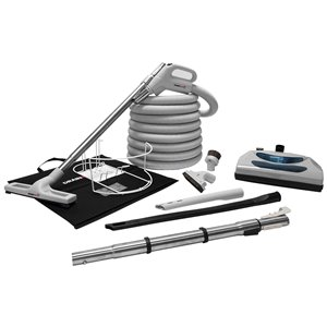 Drainvac 35-ft Accessory Kit with Electrical Brush