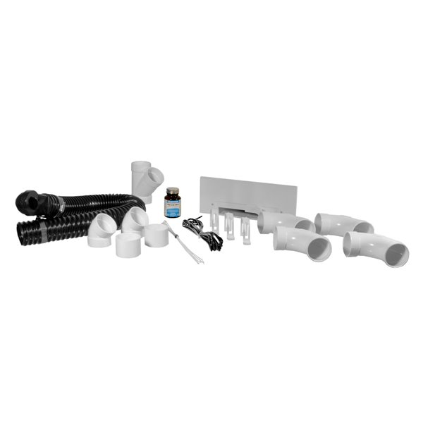 Drainvac White VacPan Installation Kit